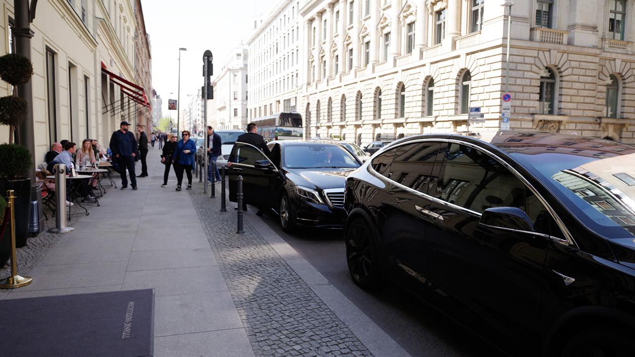 Limousinen-